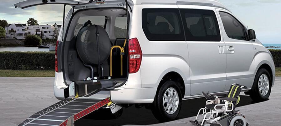 Tampilan bagasi Hyundai Starex 2019 carmudi indonesia