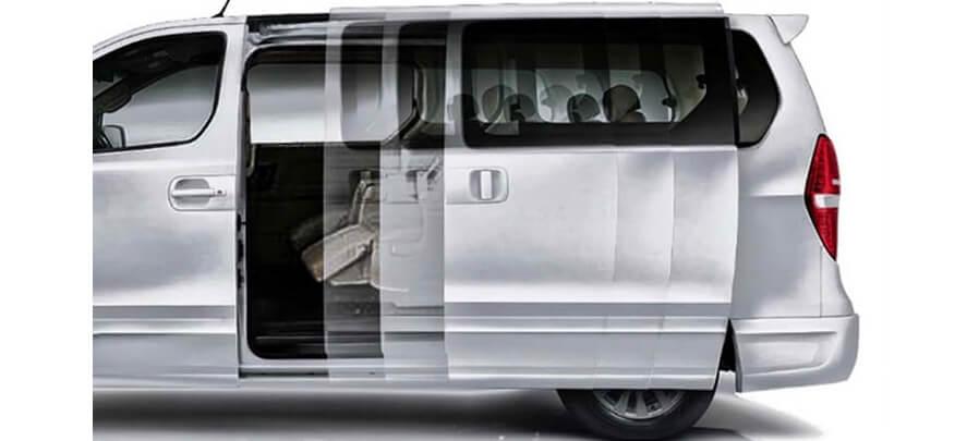 Sliding door Hyundai Starex 2019 carmudi indonesia