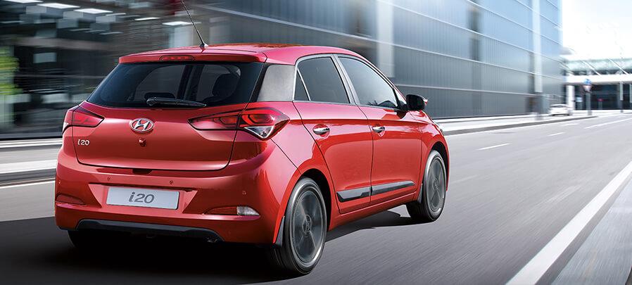 Tampilan belakang Hyundai i20 2019 carmudi indonesia