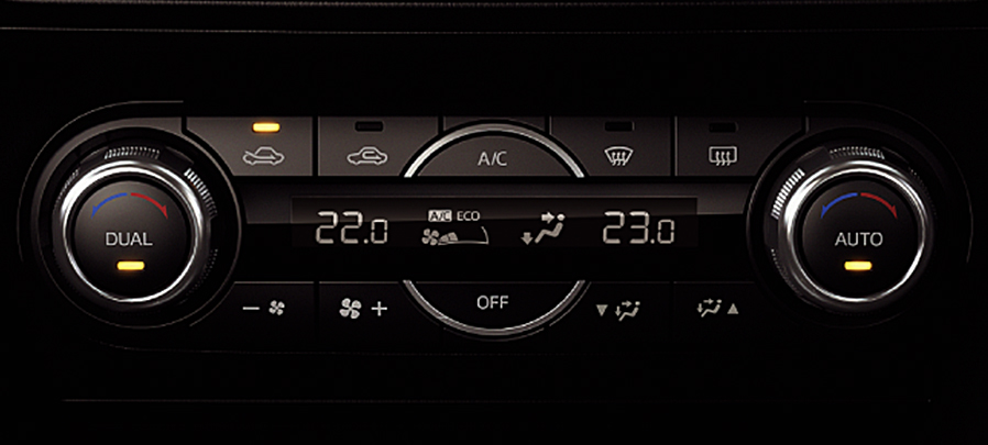 Tampilan panel Mazda 3 2019 carmudi indonesia