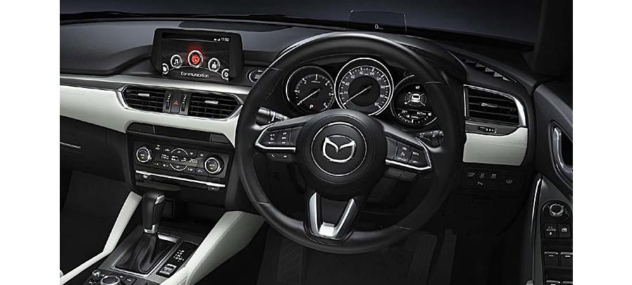 tampilan dashboard Mazda 6 2019  Baru dijual di Carmudi Indonesia