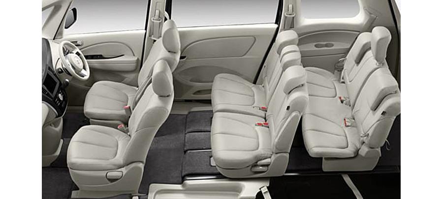 tampilan interior Mazda Biante 2019 Baru dijual di Carmudi Indonesia