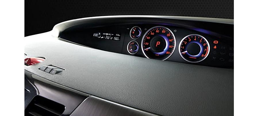 tampilan speedometer Mazda Biante 2019 Baru dijual di Carmudi Indonesia
