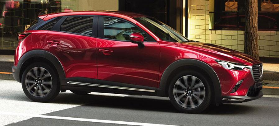 Merek Mazda CX-3 2019 Baru dijual di Carmudi Indonesia