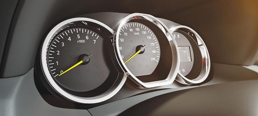Speedometer Renault Duster 2019  Baru dijual di Carmudi Indonesia