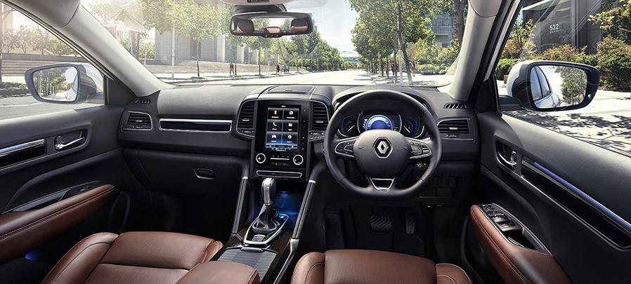 Dashboard Renault Koleos 2019 Baru dijual di Carmudi Indonesia