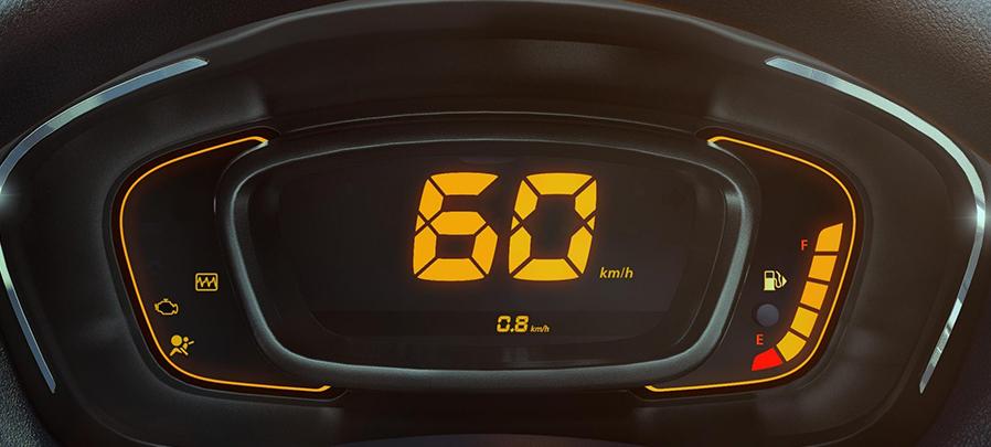 Speedometer Renault Kwid 2019 Baru dijual di Carmudi Indonesia