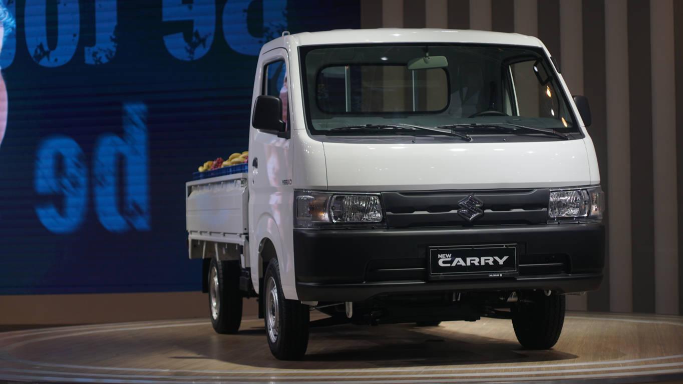Suzuki Carry Pick Up 2020 Daftar Harga Spesifikasi Promo Diskon Review Carmudi Indonesia