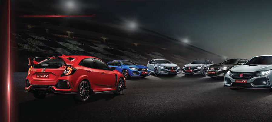 pilihan warna honda civic type r 2019 carmudi indonesia