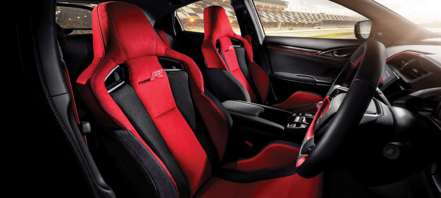 tampilan interior honda civic type r 2019 carmudi indonesia